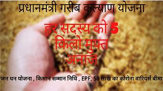 Pradhan Mantri Garib Kalyan Yojana List: प्रधानमंत्री गरीब कल्याण योजना लिस्ट